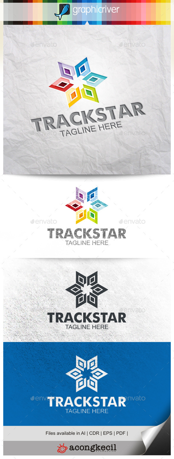 GraphicRiver Track Star V.8 9966460
