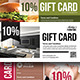 Multipurpose Gift Card - GraphicRiver Item for Sale