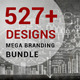 Triund Web Business Mega Branding Bundle - GraphicRiver Item for Sale