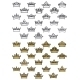 Antique Crown Icons - GraphicRiver Item for Sale
