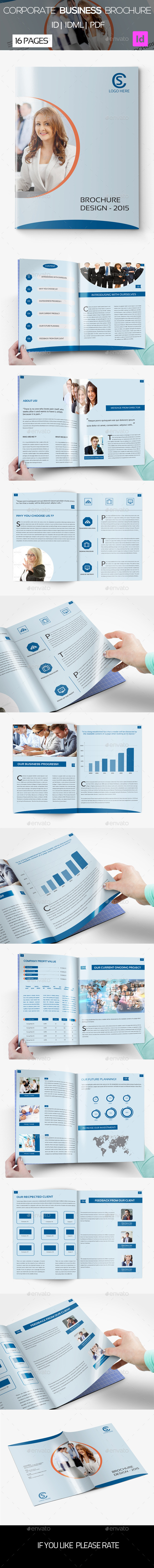 GraphicRiver 16 pages Corporate Business Brochure 02 9967484