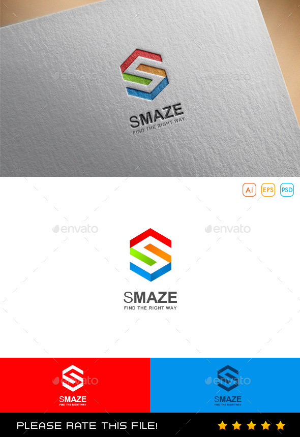 GraphicRiver S Logo 9967587