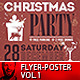 Christmas Party Flyer - Poster Vol.1 - GraphicRiver Item for Sale
