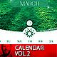Minimal Wall Calendar Vol.2 - GraphicRiver Item for Sale