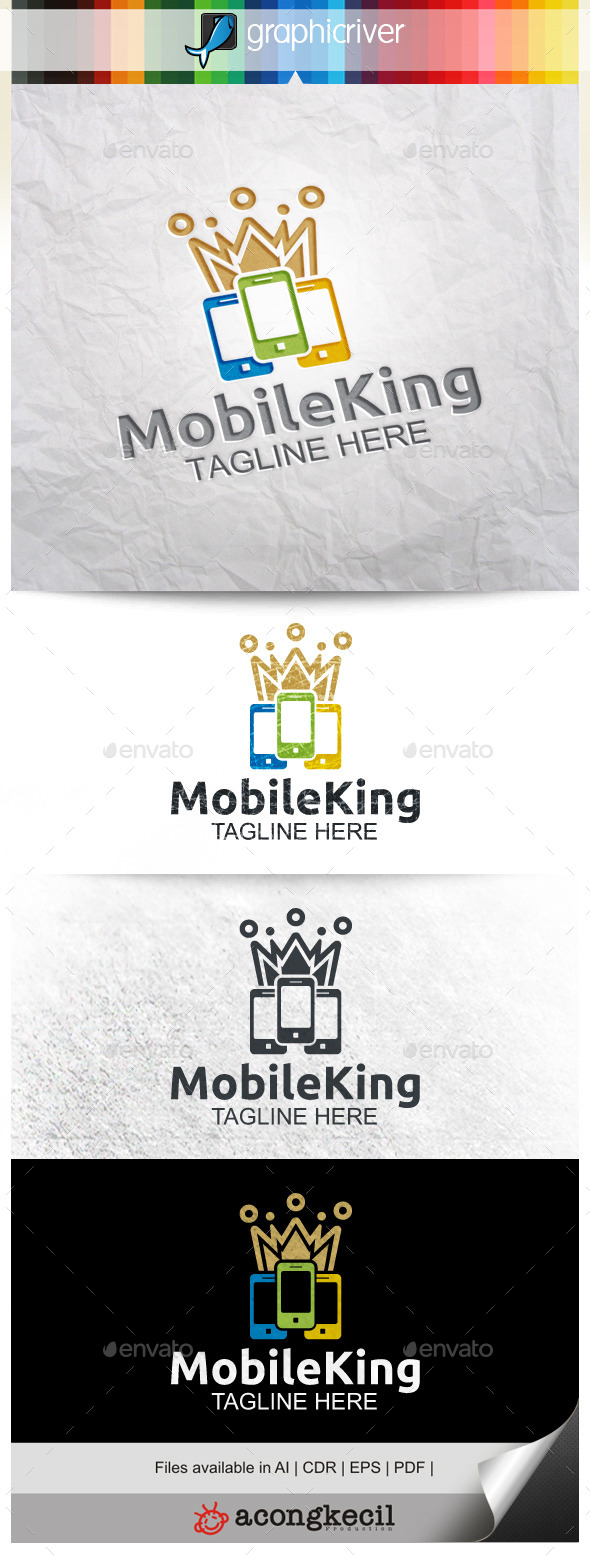 GraphicRiver Mobile King 9968267