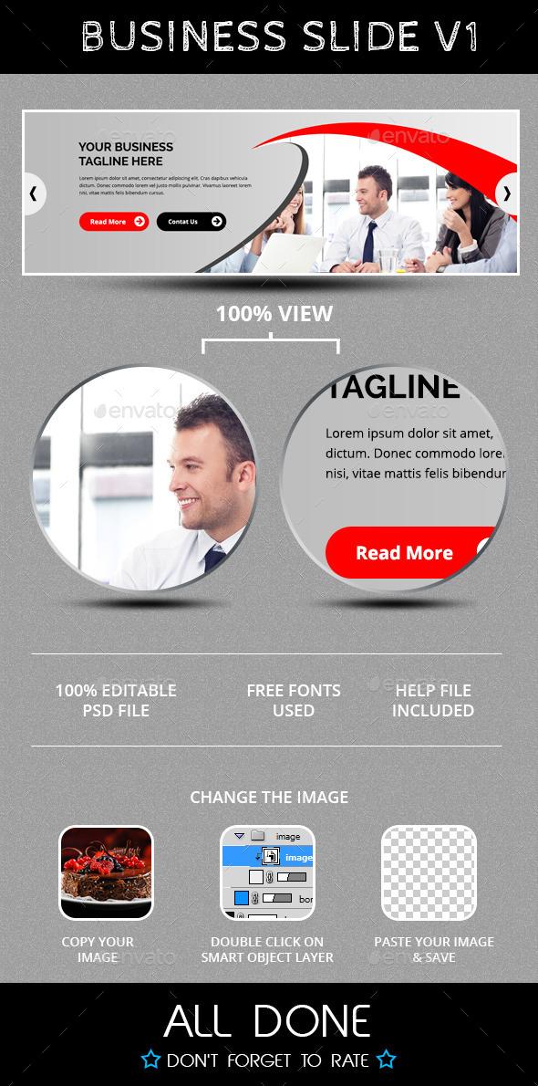 GraphicRiver Business Slide V1 9952792