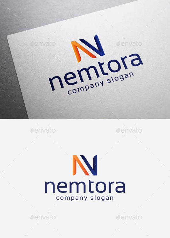 GraphicRiver Nemtora Logo 9972438