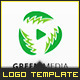Green Player - Logo Template - GraphicRiver Item for Sale