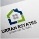 Urban Estates Logo  - GraphicRiver Item for Sale