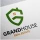 Grand House Logo - GraphicRiver Item for Sale
