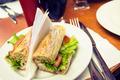 Sandwish On Table - PhotoDune Item for Sale