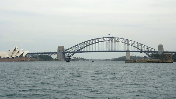 Sydney Harbour Bridge Opera House Fort Denison