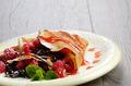 Crepes raspberry blueberries mint - PhotoDune Item for Sale