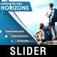 Travel Tour Slider - GraphicRiver Item for Sale