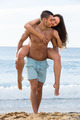 Adult couple on the beach - PhotoDune Item for Sale