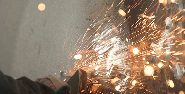 Sparks From The Metal 1