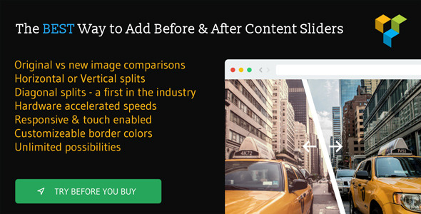 CodeCanyon Before & After Image Slider for Visual Composer 9978381
