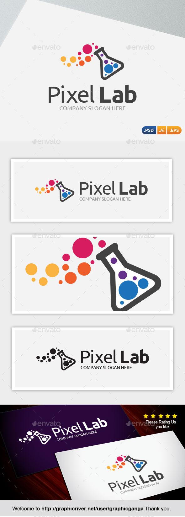 GraphicRiver Pixel Lab 9979745