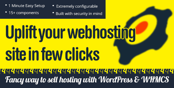 CodeCanyon WHMpress WordPress Plugin for Integrating WHMCS 9946066