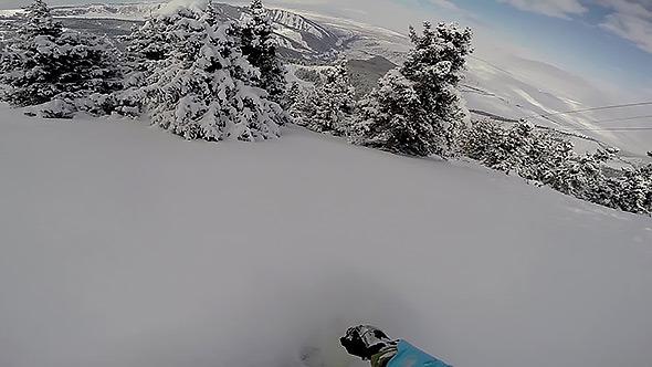 VideoHive Freeride Snowboarding 9980139