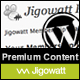 WordPress Premium Content