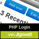 PHP Login & User Management