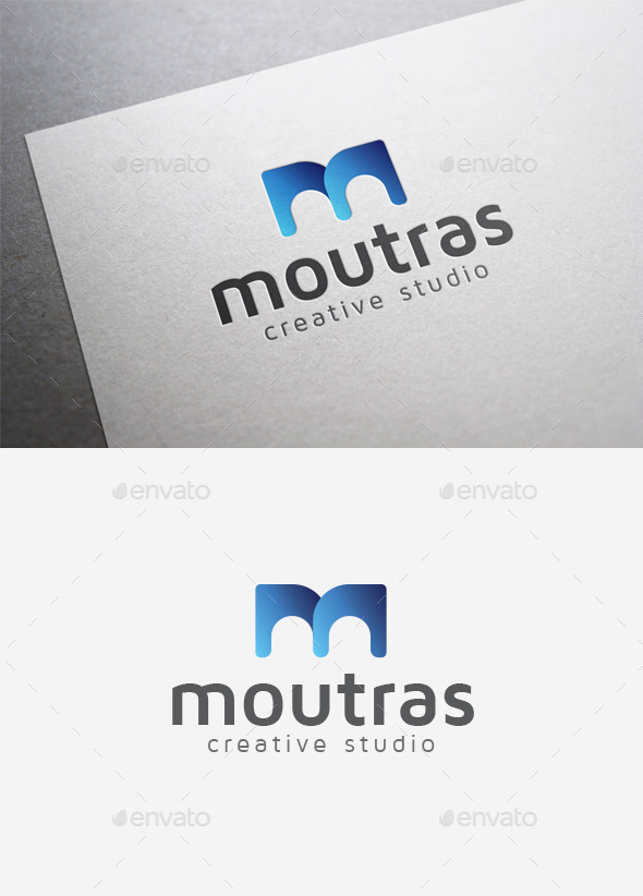 GraphicRiver Moutras Logo 9961677