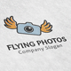 Flying Photos Logo - GraphicRiver Item for Sale