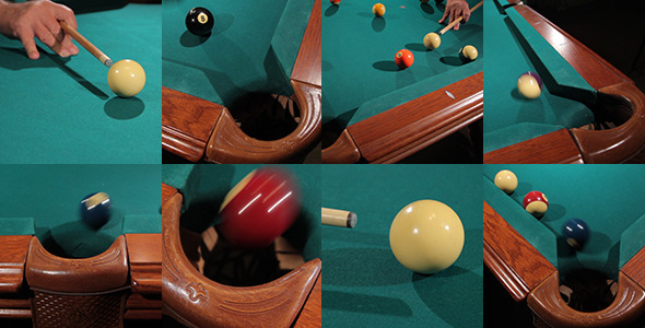 Pool Table Shots Pack