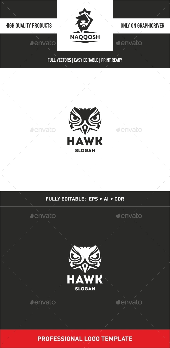 GraphicRiver Hawk 9982269