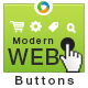 Modern Web Buttons - GraphicRiver Item for Sale