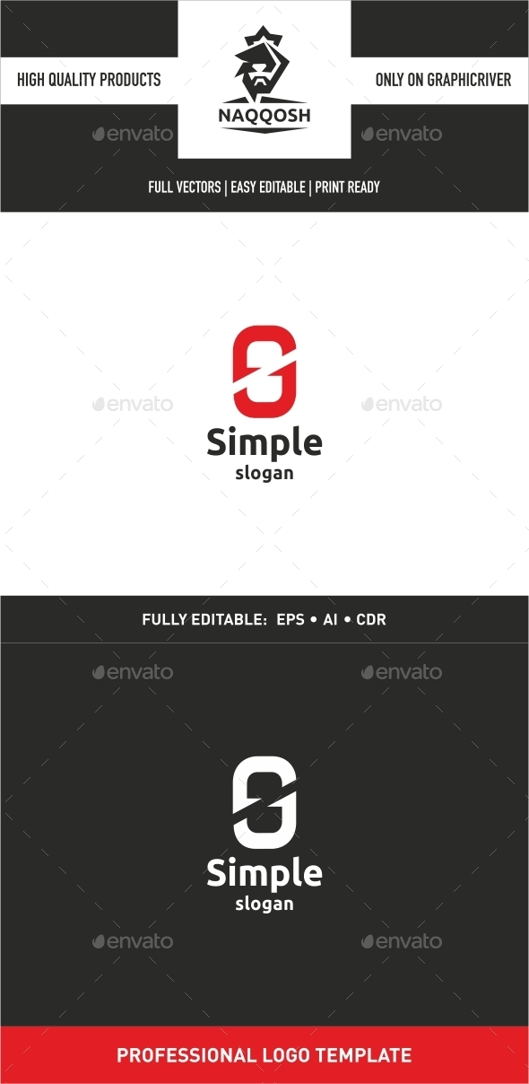 GraphicRiver Simple 9982277