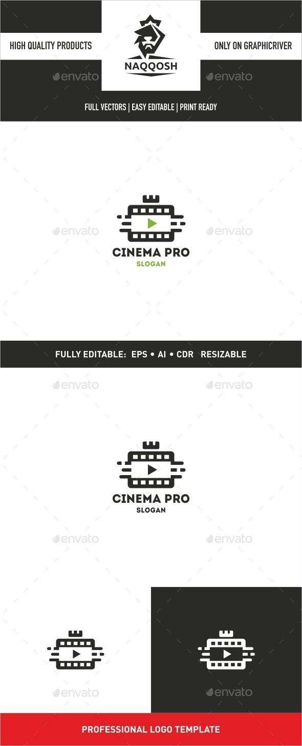 GraphicRiver Cinema Pro 9982331