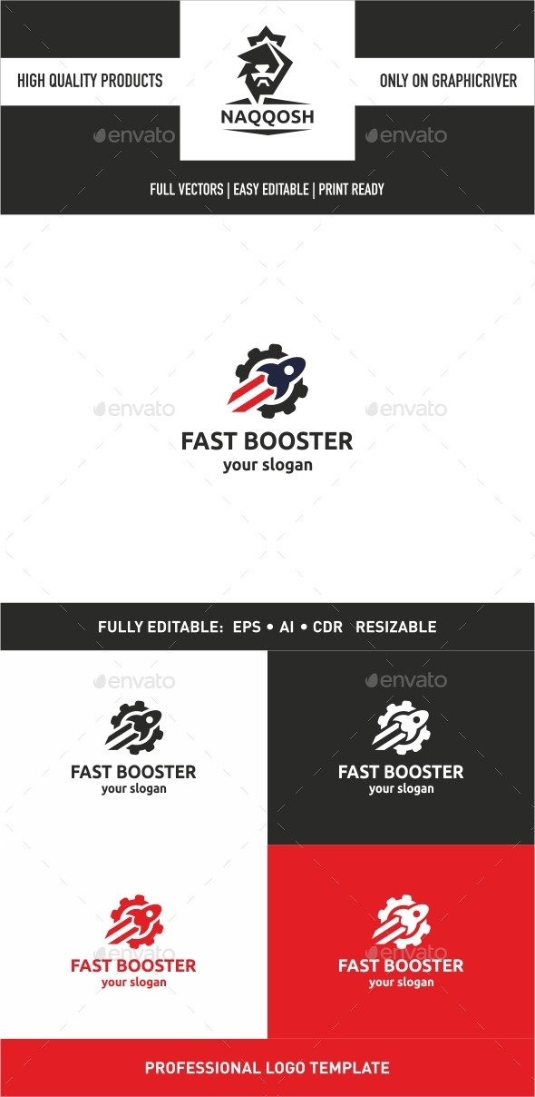 GraphicRiver Fast Booster 9982354