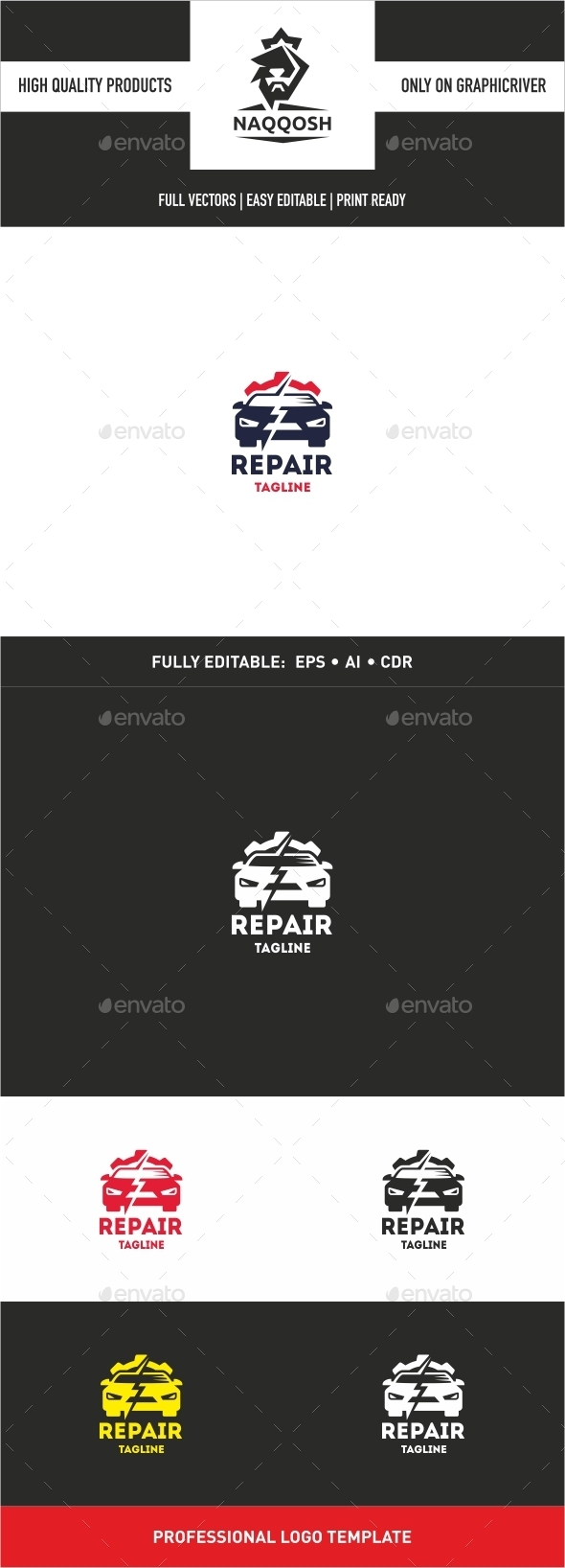GraphicRiver Repair 9982380