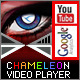 Chameleon Video Player - FLV/H.264/MP3/YOUTUBE - ActiveDen Item for Sale