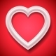 Heart Shaped Picture Frame - GraphicRiver Item for Sale