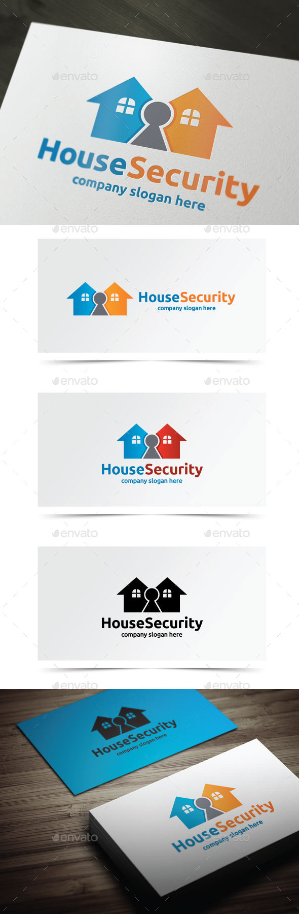GraphicRiver House Security 9982985