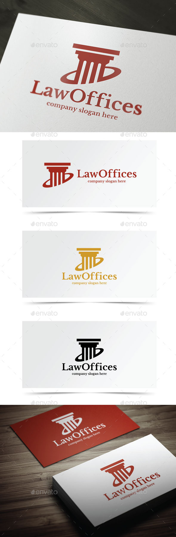 GraphicRiver Law Offices 9983011