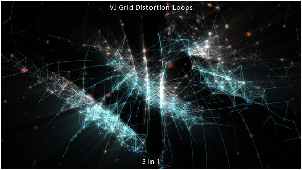 VJ Grid Distortion