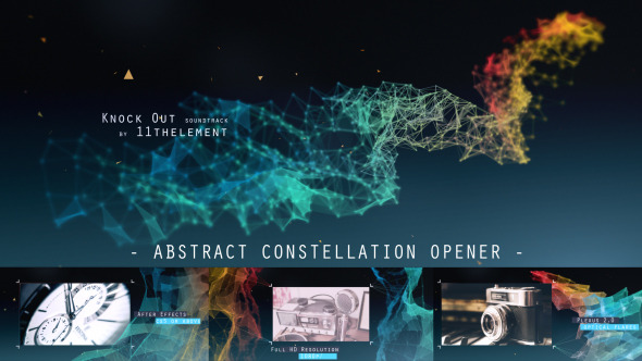 Abstract Constellation Opener