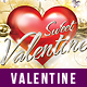 Sweet Valentine Flyer - GraphicRiver Item for Sale