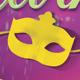 Carnival do Brazil - Mardi Gras Flyer Template - GraphicRiver Item for Sale