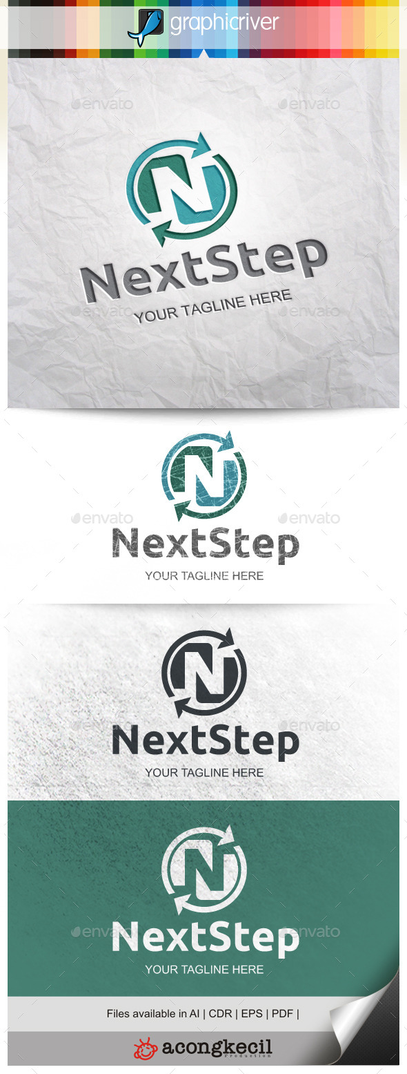 GraphicRiver Next Step 9985087