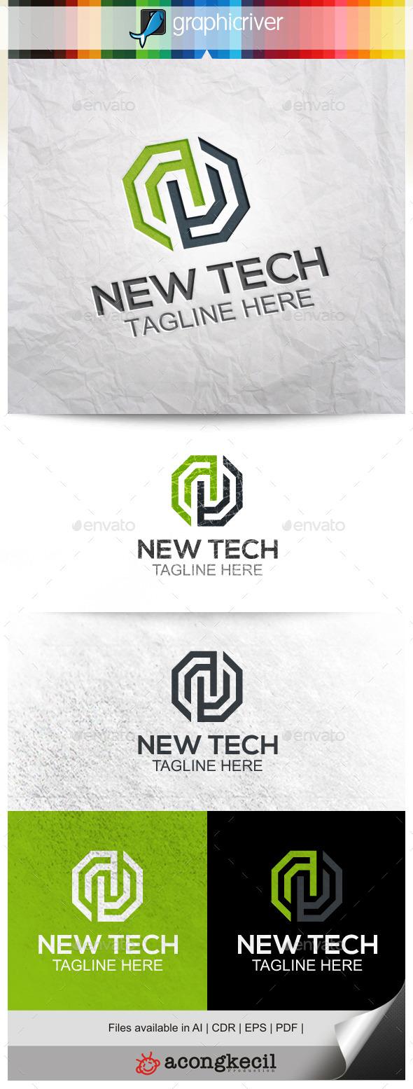GraphicRiver New Tech 9985089