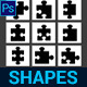 Puzzle Custom Shapes Vol.1