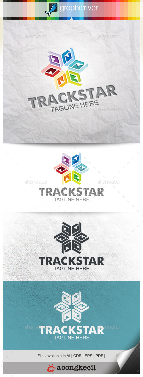 GraphicRiver Track Star V.9 9985309