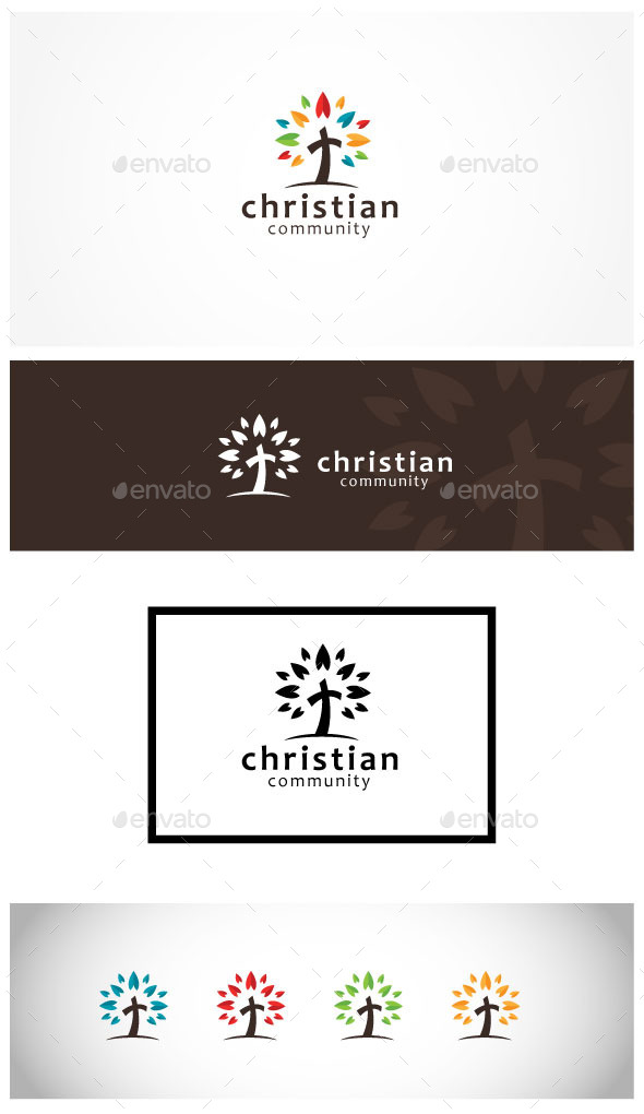 GraphicRiver Christ Church Community 9985438