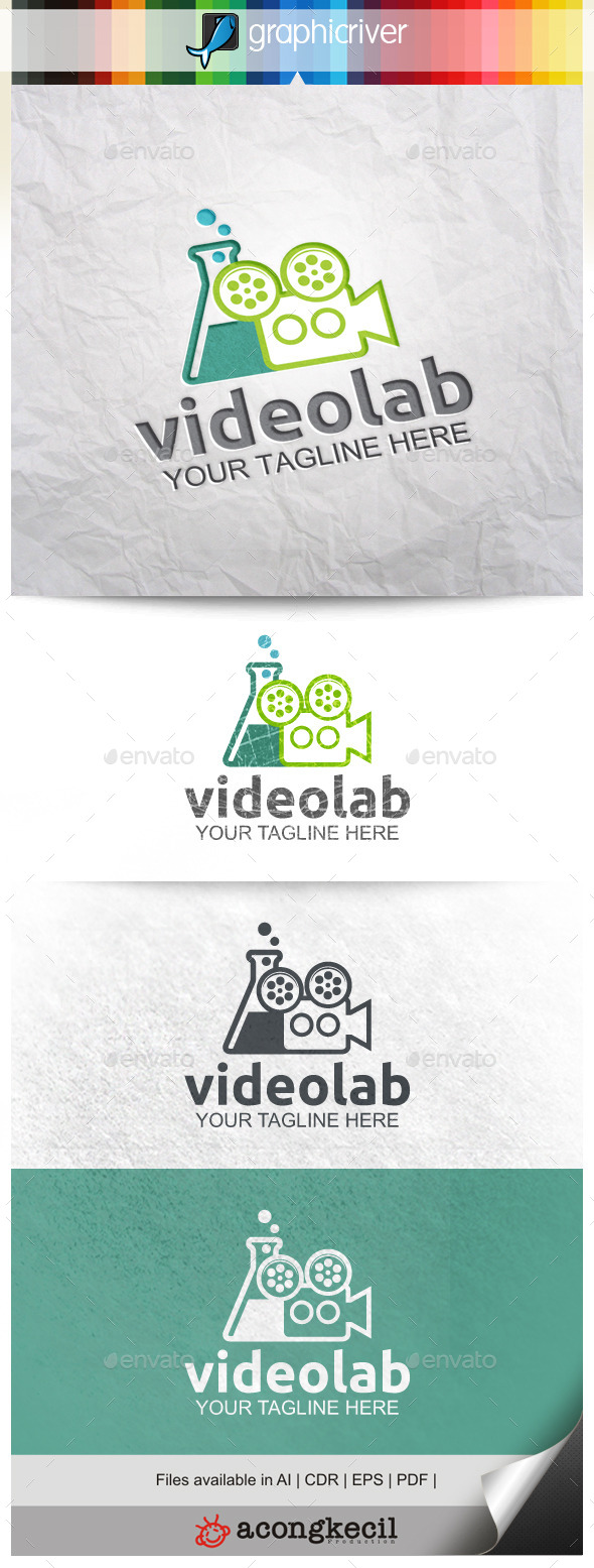 GraphicRiver Video Lab 9985554