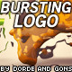Bursting Logo - VideoHive Item for Sale